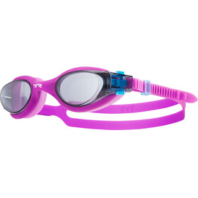 TYR Vesi Googles Juniors Smoke/Purple